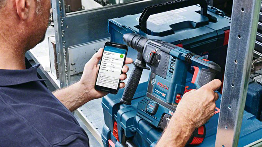 trackmytools GCC 30-4 Professional Bosch pas cher promotion